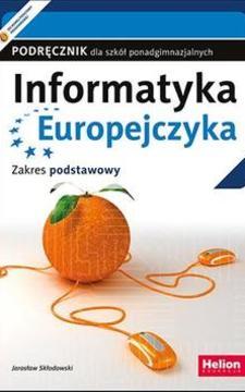 Informatyka europejczyka ZP Podr. Uż /9359/