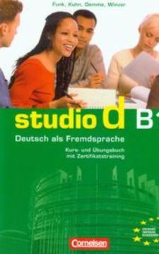 Studio d B1 Kurs und Ubungsbuch + CD Podręcznik z ćw. /9408/