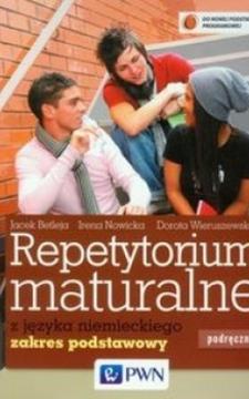 Repetytorium maturalne z języka niemieckiego ZP /9418/