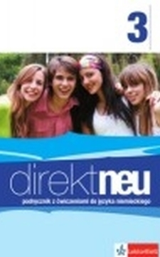 Direkt neu 3 J. niemiecki Podr. z ćw. /9422/