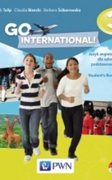 Go international 3 J.angielski SB Podręcznik /9433/