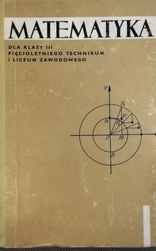 Matematyka dla klasy 3 /7660/