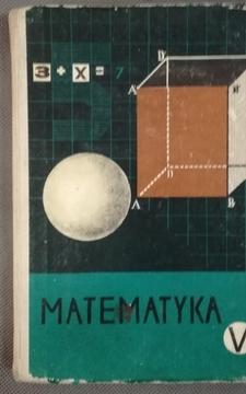 Matematyka 5 /7715/