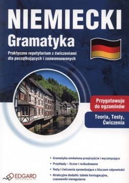 Niemiecki Gramatyka /9731/