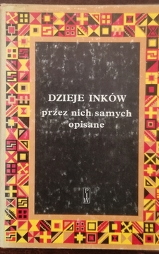 Dzieje Inków przez nich samych opisane /9821/