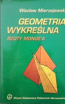 Geometria wykreślna Rzuty Monge'a /9828/