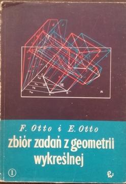 Zbiór zadań z geometrii wykreślnej I-II /9829/