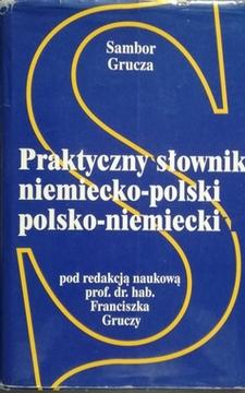 Praktyczny słownik niemiecko-polski polsko-niemiecki /10318/