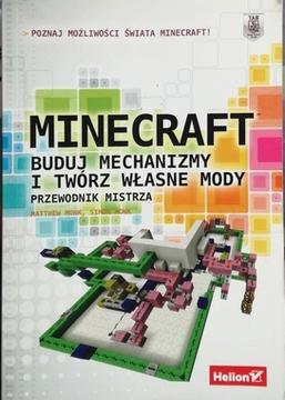 Minecraft Buduj mechanizmy /20300/