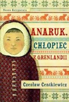 Anaruk chłopiec z Grenlandii /10665/