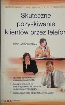 Skuteczne pozyskiwanie klientów przez telefon /20747/