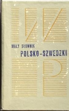 Mały słownik polsko-szwedzki /111168/