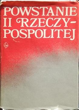 Powstanie II Rzeczypospolitej /111176/
