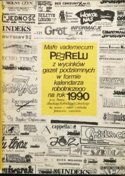 Małe vademecum PEERELU /20902/