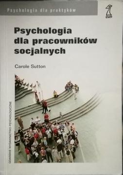 Psychologia dla pracowników socjalnych /111277/