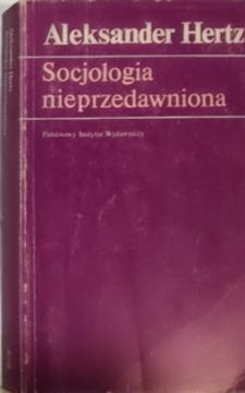 Socjologia nieprzedawniona /20978/