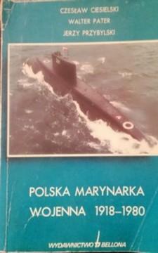 Polska marynarka wojenna 1918-1980 Zarys dziejów /111426/