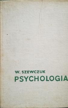 Psychologia Tom 1 /30124/