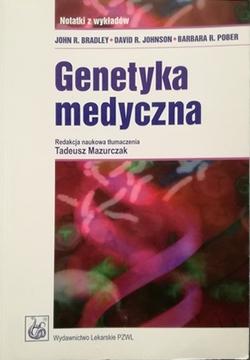 Genetyka medyczna /30195/