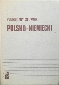 Podręczny słownik polsko-niemiecki /111538/