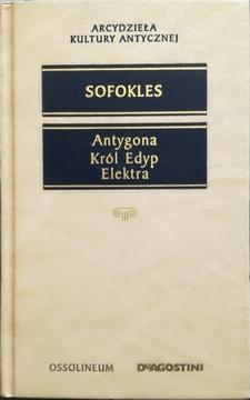 Król Edyp, Antygona, Elektra /30208/