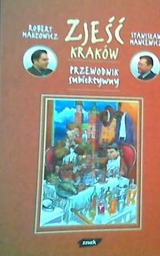 Zjeść Kraków Przewodnik subiektywny /111614/