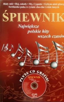 Śpiewnik Największe polski hity wszechczasów /111624/