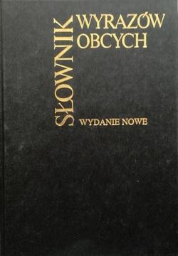Słownik wyrazów obcych Wydanie nowe /30314/