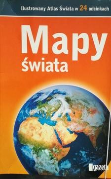 Mapy świata /30321/
