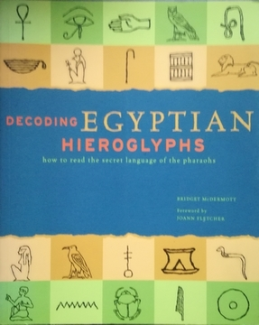 Decoding Egyptian Hieroglyphs /30331/
