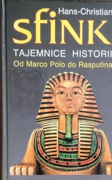 Sfinks Tajemnice historii 2 Od Marco Polo do Rasputina /111726/