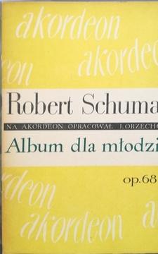 Album dla młodzieży op..68 AKORDEON /30459/