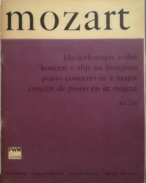 Mozart Koncert c-dur na fortepian kv.246 /30495/
