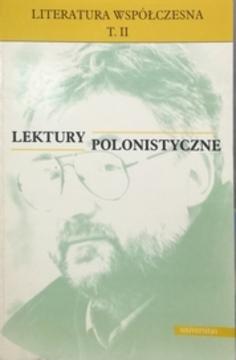 Lektury polonistyczna Literatura współczesna t.2 /30761/