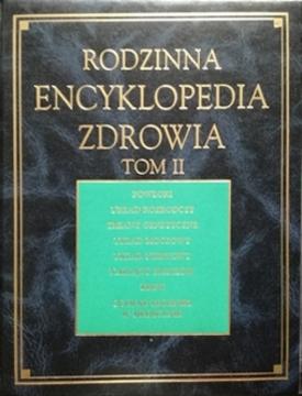 Rodzinna encyklopedia zdrowia Tom I-II /30840/
