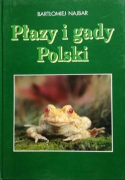 Płazy i gady Polski /30850/