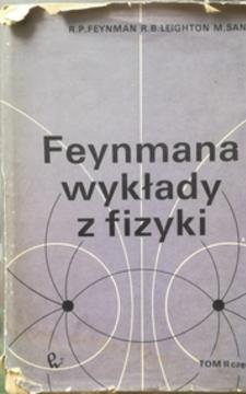 Feynmana wykłady z fizyki Tom II cz.1 /30858/