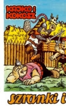 Kajko i Kokosz szranki i konkury 1 /111969/