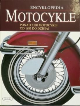 Encyklopedia Motocykle /31101/