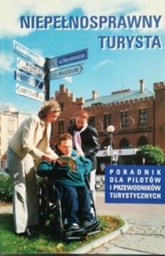 Niepełnosprawny turysta /31162/