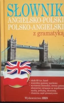 Słownik angielsko-polski polsko-angielski z gramatyką /31184/