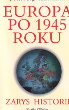 Europa po 1945 roku Zarys historii /112280/