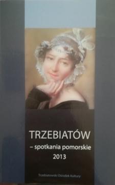 Trzebiatów - spotkania pomorskie 2013 /112409/