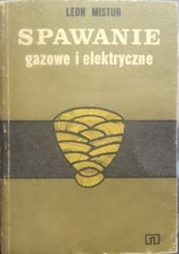 Spawanie gazowe i elektryczne /112510/