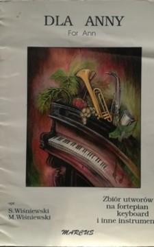 Dla Anny na fortepian i keyboard /112548/