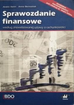 Sprawozdanie finansowe /32249/