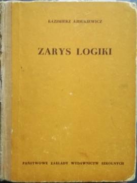 Zarys logiki /32299/