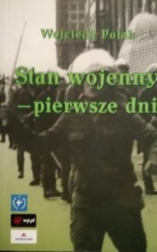 Stan wojenny - pierwsze dni /32318/