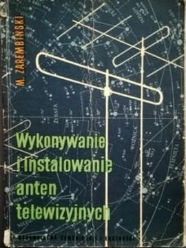 Wykonywanie i instalowanie anten telewizyjnych /32331/