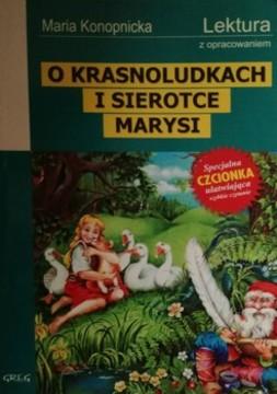 O Krasnoludkach i o sierotce Marysi /32384/